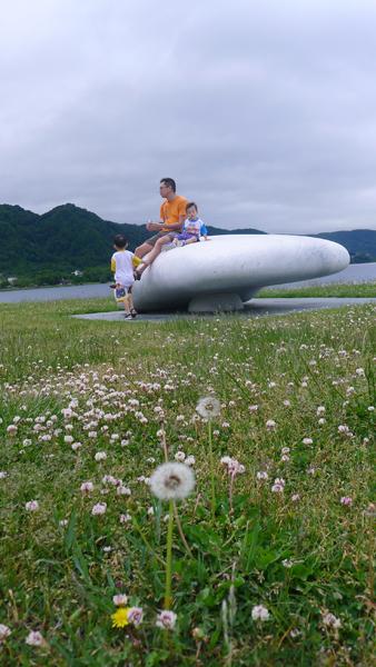 Hokkaido Summer Self-drive Itinerary with kids - Lake Toya